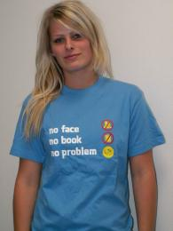 Originální unisex tričko s potiskem - velikost XL - zvětšit obrázek